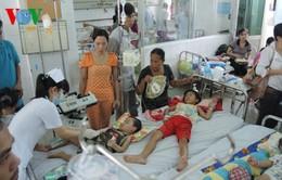 Ghi nhận 1 ca tử vong do sốt xuất huyết ở Tiền Giang