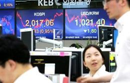 Hàn Quốc: Xuất hiện dấu hiệu đáng lo ngại về sức khỏe khu vực tài chính