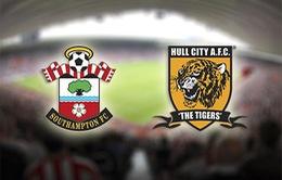 VIDEO Southampton 0-0 Hull City: Cưa điểm nhạt nhoà