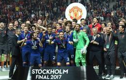 Tại sao Man Utd là CLB bóng đá có giá trị lớn nhất thế giới?