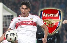 """Sao trẻ sáng giá người Đức công khai """"tỏ tình"""" với Arsenal"""