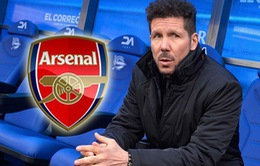 Arsenal chính thức hết cửa chiêu mộ HLV xuất chúng này