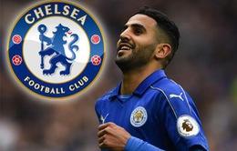 Riyad Mahrez bất ngờ gia nhập Chelsea