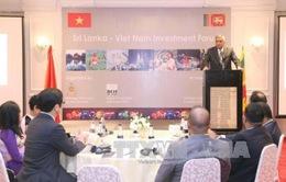 Diễn đàn đầu tư Việt Nam - Sri Lanka