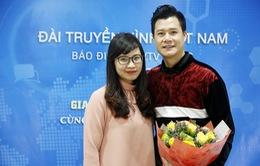 Giao lưu trực tuyến với ca sĩ Quang Dũng