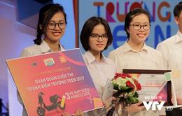 CK Trường Teen 2017: Chiến thắng gọi tên THPT chuyên Hà Nội - Amsterdam