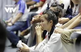 """""""Lính mới"""" xinh đẹp của Taekwondo Việt Nam """"cạn lời"""" vì tấm HCV SEA Games 29"""