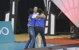 Đã tìm ra 8 đội tuyển lọt vào đêm chung kết Robocon Việt Nam 2017