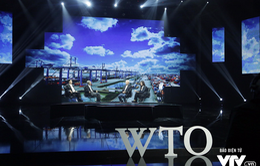 """Nhìn lại chặng đường phát triển của Việt Nam trong """"10 năm WTO - Viết tiếp con đường hội nhập"""""""