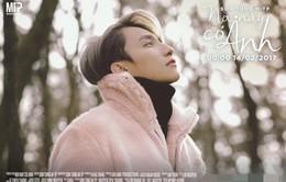 Sơn Tùng M-TP tung ảnh quảng bá MV Valentine