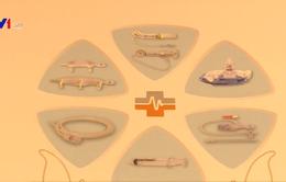 Việt Nam đã sản xuất được stent nong mạch vành
