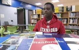 Nam sinh Mỹ nhận được học bổng từ… 24 trường đại học