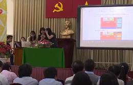 Trường học đầu tiên tập huấn phương pháp giáo dục STEM