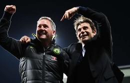 """""""Phó tướng"""" khẳng định Conte tiếp tục ở lại Chelsea"""