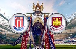 VIDEO Stoke 0-0 West Ham: Trận cầu không mang nhiều ý nghĩa