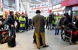 Hơn 650 chuyến bay bị hủy tại Berlin vì đình công