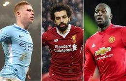 Chelsea chẳng thiết tha gì Lukaku, De Bruyne hay Salah