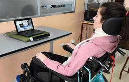 Phát triển công nghệ sử dụng máy tính bằng mắt cho người khuyết tật