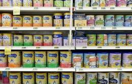 Singapore điều tra sự tăng cao bất thường của giá sữa