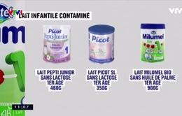 Pháp yêu cầu thu hồi các lô sữa công thức có thể nhiễm khuẩn salmonella