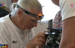 Dự án sửa chữa đồ gia dụng miễn phí tại Áo
