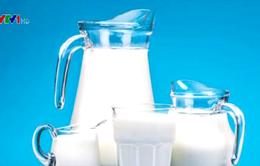 Sữa Lactalis nhập khẩu từ Pháp nghi bị nhiễm khuẩn