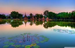 Những quang cảnh đẹp ở Thái Lan khiến du khách mê mệt
