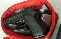Triệt phá băng nhóm chuyên sản xuất súng đạn quy mô lớn tại TP.HCM
