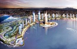 Đà Nẵng: Đình chỉ xây dựng dự án The Sunrise Bay ở Đa Phước