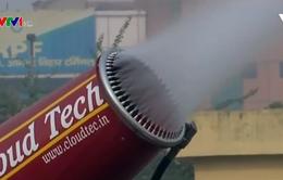 """Ấn Độ thử nghiệm """"súng chống sương mù"""""""