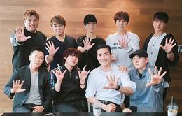 Super Junior sẽ trở lại vào tháng 11