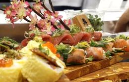 Đầu bếp nga dành chiến thắng trong cuộc thi chế biến sushi