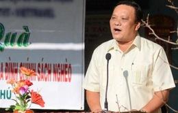 Phó Bí thư Tỉnh ủy Bình Định bị yêu cầu kiểm điểm, xem xét trách nhiệm