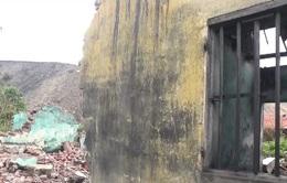 Nổ mìn khai thác than gây sụt lún nhà dân ở Hà Khánh, Hạ Long