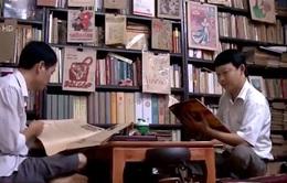 Luật sư Tạ Thu Phong với niềm đam mê sưu tầm sách báo cổ