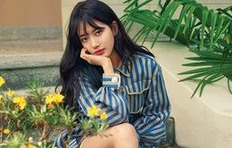 Không kém bạn trai Lee Min Ho, Suzy cũng chi mạnh công tác từ thiện