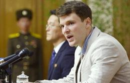 Nam sinh viên Mỹ trở về từ Triều Tiên qua đời