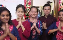 Nhiều bạn trẻ Việt Nam đăng ký làm tình nguyện ở nước ngoài