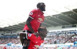 Tiếp tục thắng 4-0, Man Utd xây chắc ngôi đầu Ngoại hạng Anh