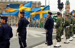 Thụy Điển tái áp dụng chế độ nghĩa vụ quân sự