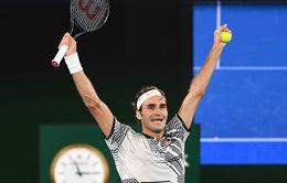 Nhìn lại 10 pha bóng hay nhất của Federer tại Australia mở rộng 2017