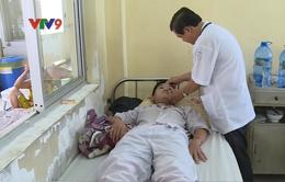 Số ca sốt xuất huyết tăng vọt 11% ở TP.HCM