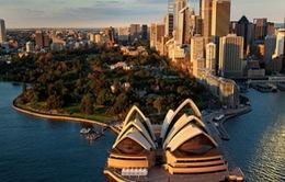 Khách du lịch nước ngoài đóng góp hơn 32 tỷ USD cho nền kinh tế Australia