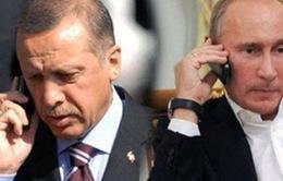 Nga, Thổ Nhĩ Kỳ điện đàm về vụ tấn công bằng khí độc ở Syria