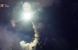 Mỹ không kích Syria bằng tên lửa