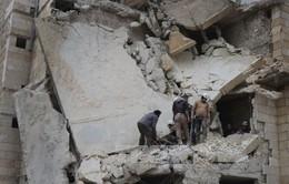 Quân đội Syria giành lại khu vực quan trọng gần thủ đô Damascus