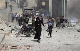 Đánh bom liên hoàn tại Syria, nhiều người thương vong