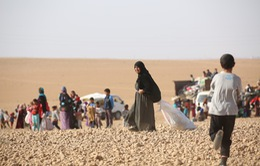 Cuộc khủng hoảng di dân nghiêm trọng nhất thế giới ở Syria