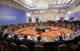 Kết thúc hòa đàm về Syria