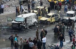 IS đẩy mạnh đánh bom khủng bố tại Syria